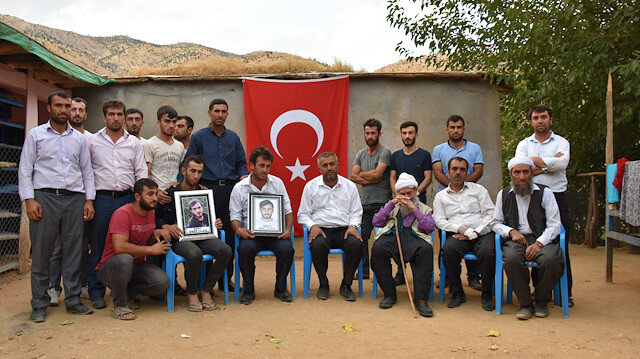 Families of martyrs