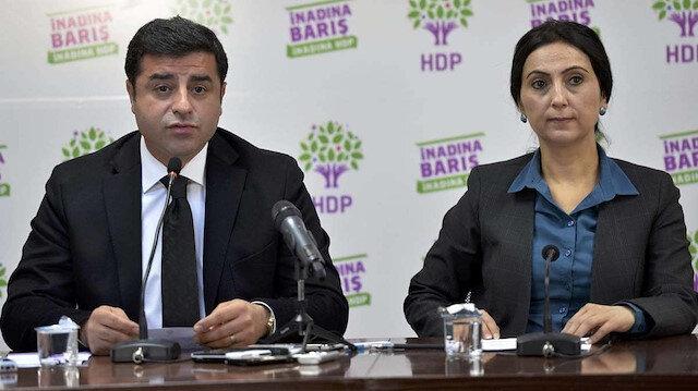 Demirtaş ve Yüksekdağ hakkında tutuklama kararı