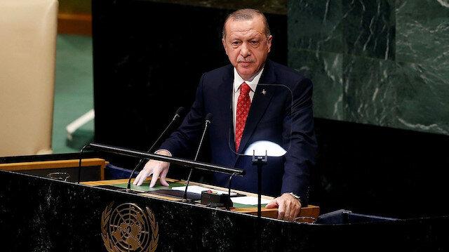 Cumhurbaşkanı Erdoğan BM görüşmeleri nedeniyle ABD'ye gidecek