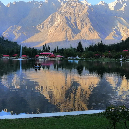 Skardu: Mountaineers' paradise in Pakistan
