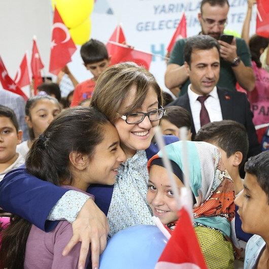 Gaziantep'te 5 bin öğrenciye okul malzemesi yardımı