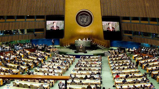 BM zirvesinde gündeminde ABD-İran gerilimi olacak