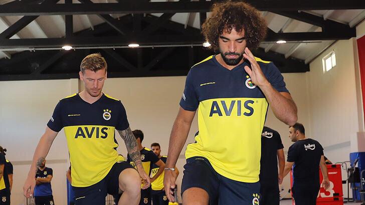 Sadık Çiftpınar ile Serdar Aziz Fenerbahçe'de beklentileri henüz karşılayamadı.