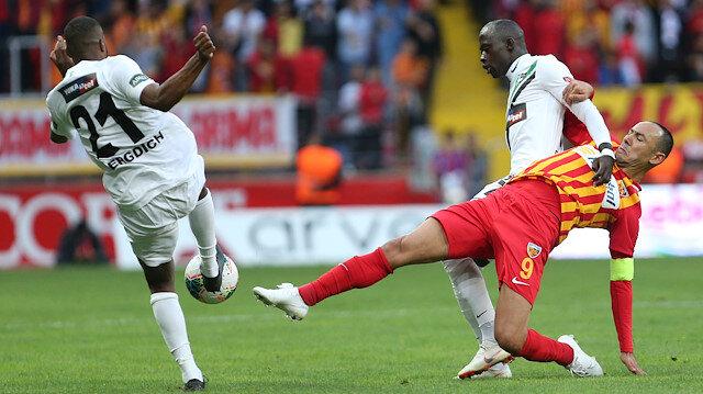 İstikbal Mobilya Kayserispor - Yukatel Denizlispor: 1-1