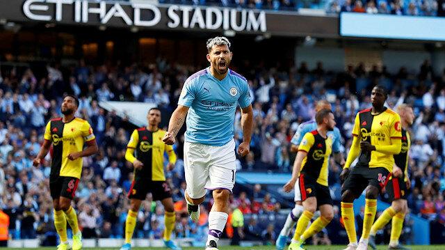 Manchester City - Watford: 8-0