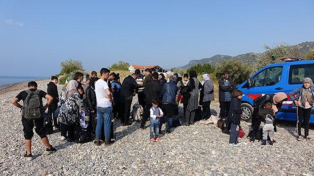تركيا.. ضبط 394 مهاجرا غير نظامي في 3 ولايات