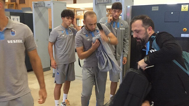 Trabzonspor'un Sivasspor kadrosu açıklandı