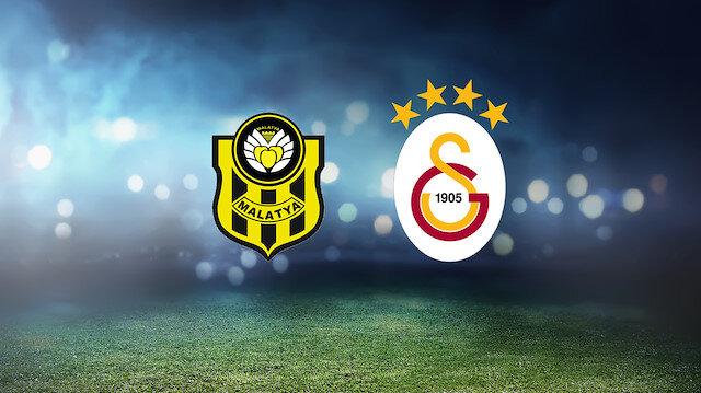 Yeni Malatyaspor-Galatasaray