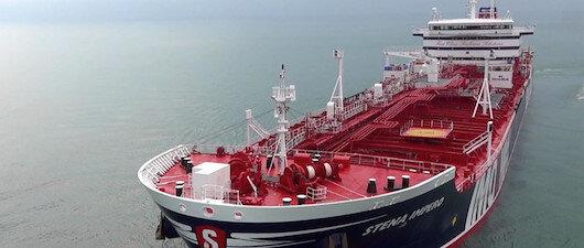 İran İngiltere'nin tankerini bırakıyor