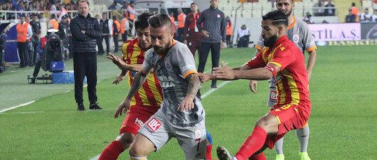 Galatasaray '89'da yıkıldı