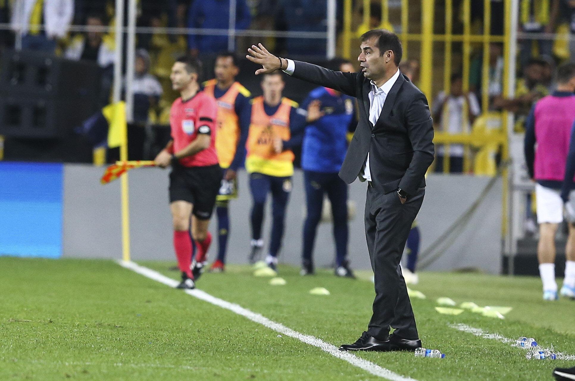 Metin Diyadin yönetimindeki Ankaragücü, Fenerbahçe mağlubiyeti sonrası 5 puanda kaldı.