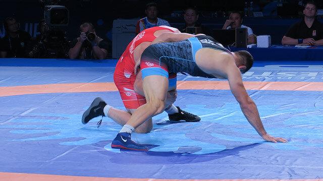 2019 Senior Wrestling World Championships in Astana