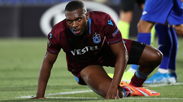 Trabzonspor'da Sturridge Sivasspor'a karşı oynayamayacak