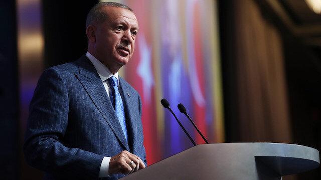 Cumhurbaşkanı Erdoğan: FETÖ'nün maskesini tüm dünyada indireceğiz