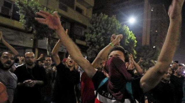 مصادر حقوقية: 650 معتقلا حصيلة التظاهرات ضد السيسي