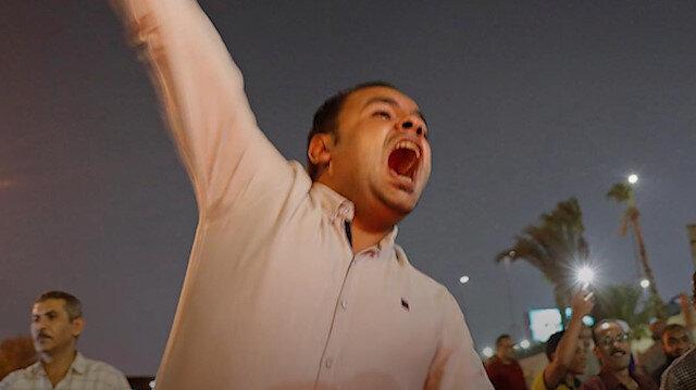 اشتعلت شرارة الثورة في مصر