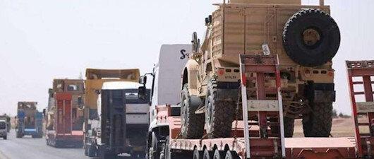 ABD durmuyor:<br>3 bin 700 tır silah yolladılar