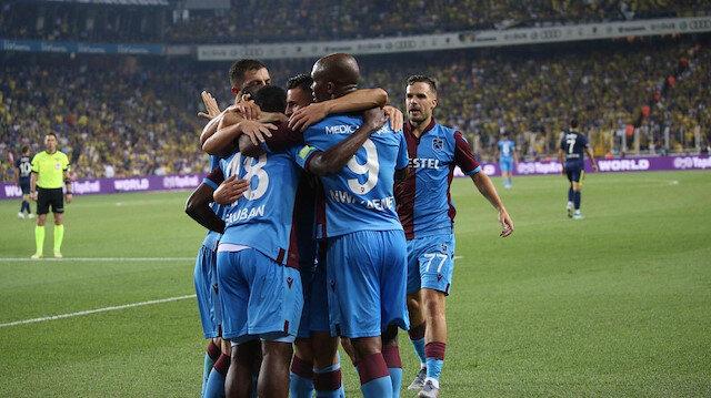 Bordo-mavili takım bu sezon ligde çıktığı 4 maçta 6 puan elde etti.