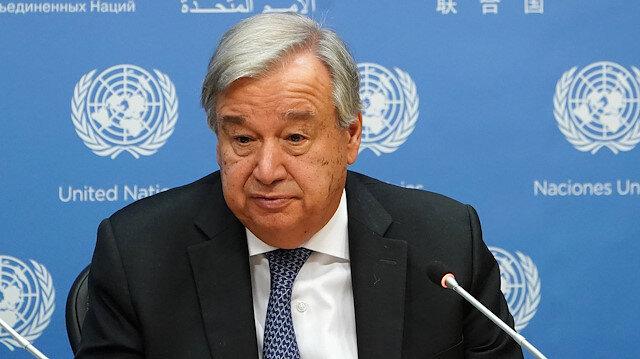 BM: Suriye anayasa komitesi oluşturuldu
