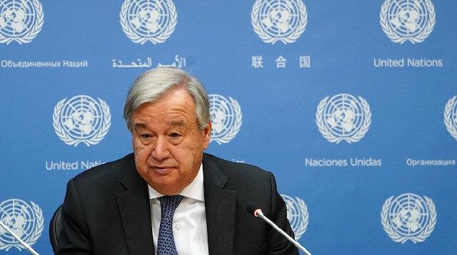 غوتيريش يعلن تشكيل اللجنة الدستورية السورية