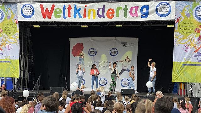 """ألمانيا.. مشاركة تركية لافتة في فعاليات """"يوم الطفل العالمي"""""""