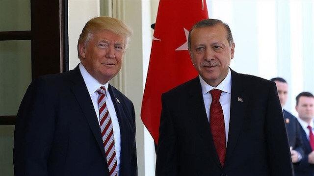 أردوغان وترامب يبحثان العلاقات الثنائية وقضايا إقليمية