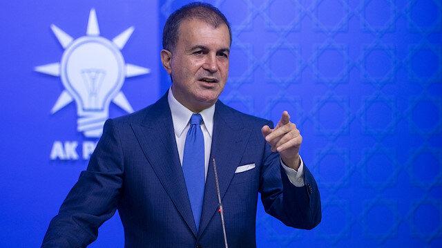 AK Parti Sözcüsü Çelik'ten CHP'nin IMF ile görüşmesine tepki