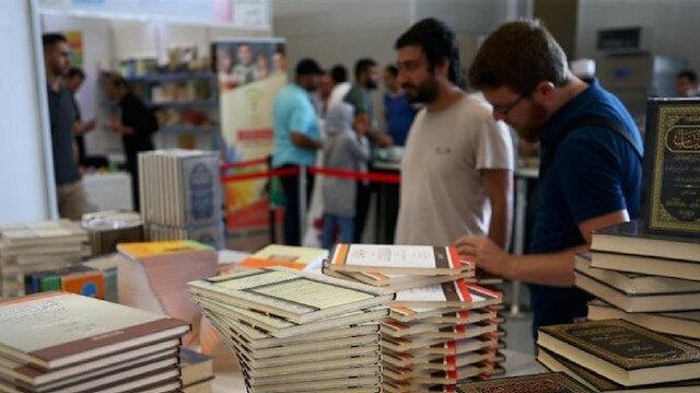 """""""الكتاب يجمعنا"""".. مشاركة عربية واسعة بمعرض إسطنبول الخامس"""