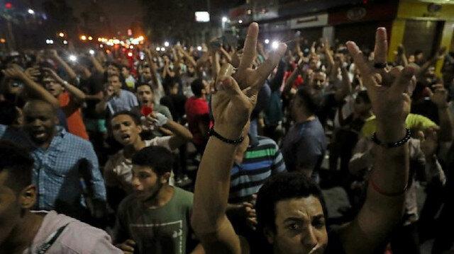 رجل أمن مصري يطلق النار على سيدة كانت تصور أحداث السويس (شاهد)