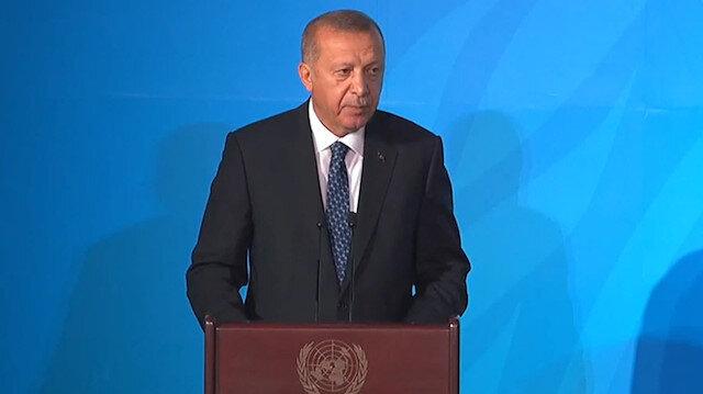 Cumhurbaşkanı Erdoğan: 400 bin binada sıfır atık sistemine geçeceğiz