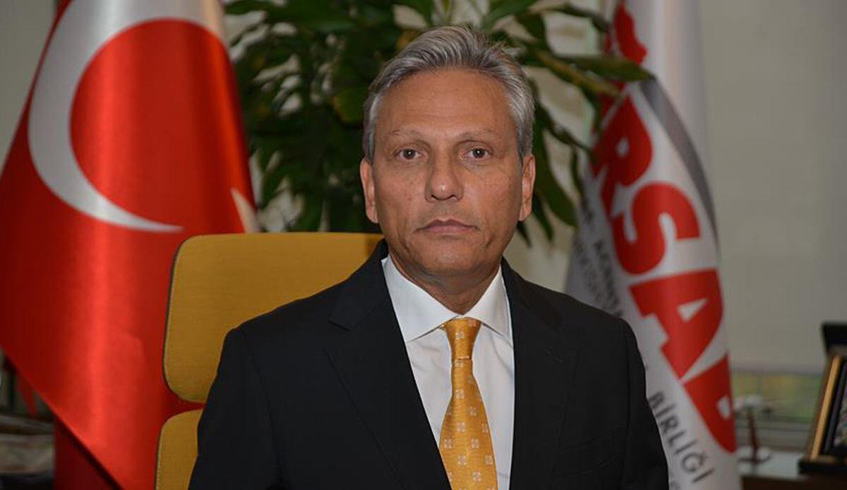 TÜRSAB Başkanı Firuz Bağlıkaya.