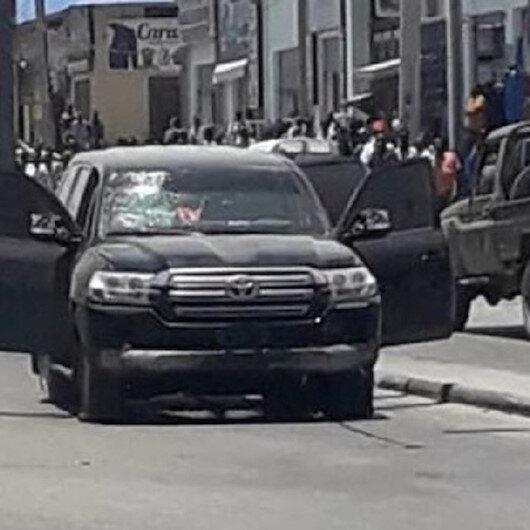 هجوم إرهابي يستهدف 3 موظفين أتراك في العاصمة الصومالية مقديشو