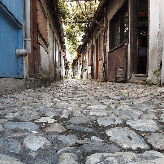 Çorum'daki 'dünyanın en dar yolu'nda restorasyon beklentisi