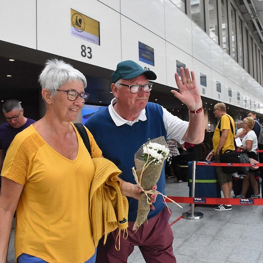 """بعد إفلاس """"توماس كوك"""".. أغلب السيّاح البريطانيين بتركيا عادوا لبلادهم دون عقبات"""