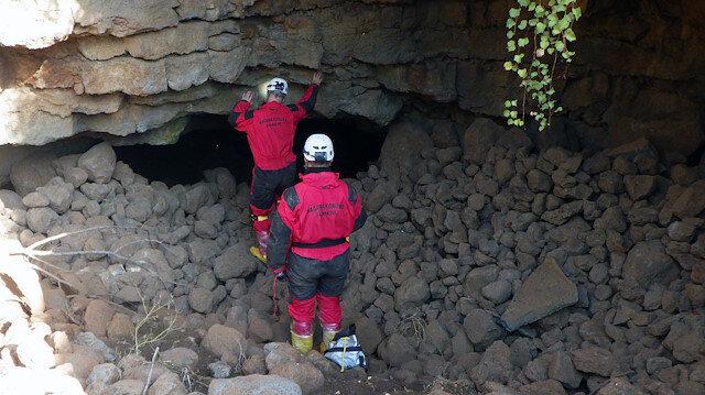 Hatay'daki lav tüpü mağaraları 115. tabiat anıtı ilan edildi