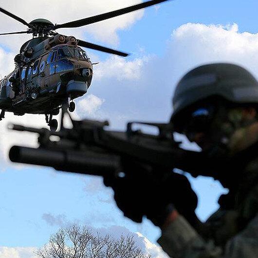 Siirt'te terör operasyonu: 4 terörist etkisiz hale getirildi