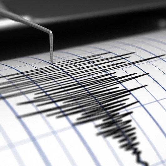Elazığ ve Giresun'da peş peşe deprem