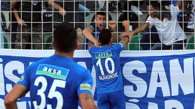 Denizlispor-Kasımpaşa: 0-1