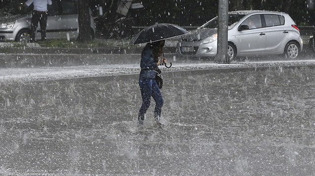 Meteorolojiden 22 ile yağış uyarısı