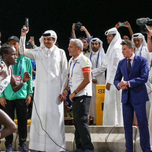 انطلاق بطولة العالم لألعاب القوى الدوحة 2019