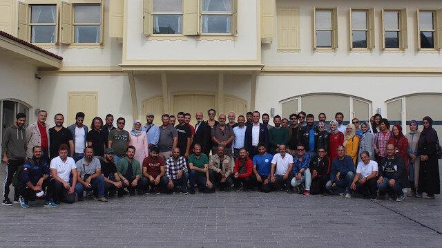 sürdüren Türkiye Geleneksel Türk Okçuluk Federasyonu ilk antrenör kurusunu gerçekleştirdi.