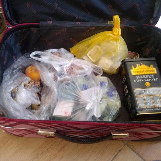 Rus turistin çantasından çıkanlar şaşırttı, her şey dahili yanlış anlamışlar