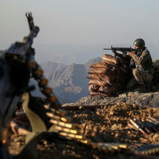 Siirt'te terör operasyonu: 5 terörist etkisiz hale getirildi