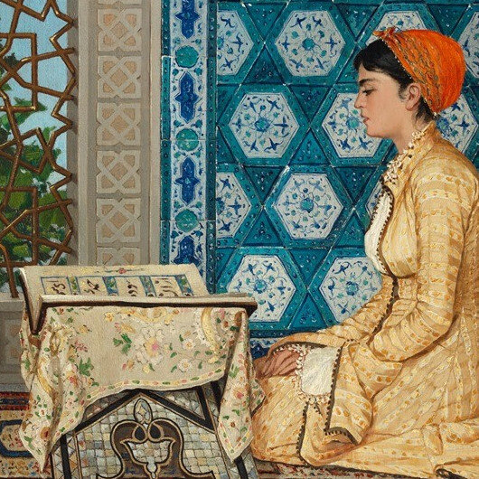 Ottoman master's painting sells for $7.4M in London