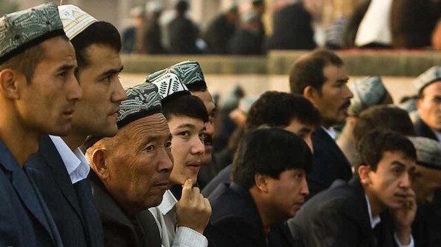 Uygur Müslümanları.