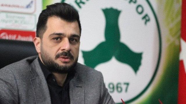 Giresunspor'da Akhisarspor maçı öncesi futbolculara ödeme yapıldı