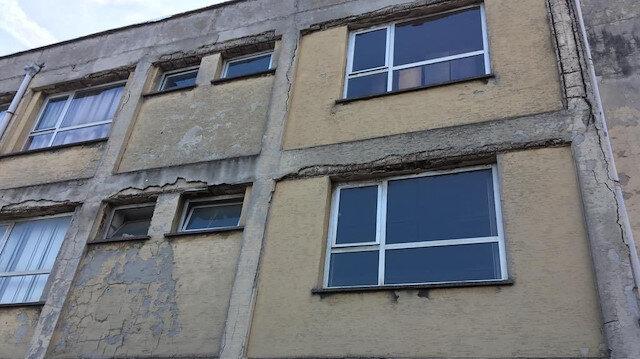 İstanbul Valiliği: Çapa Diş Hekimliği Fakültesi binasının tahliyesine karar verildi