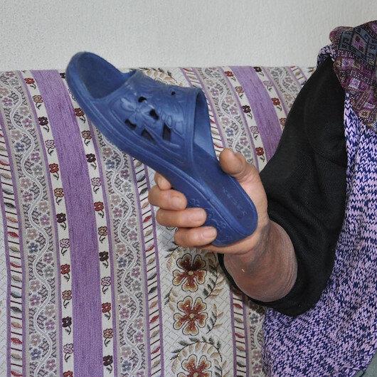 Eşi boşanma davası açmıştı: Çocuğunun dişlerini terlikle kıran anneye 7 bin 500 lira ceza