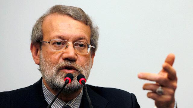 FILE PHOTO: Iranian Parliament Speaker Ali Larijani