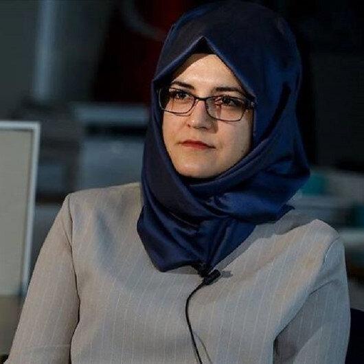 خديجة جنكيز: بحثي عن العدالة لخاشقجي مستمر ولم يفت الأوان
